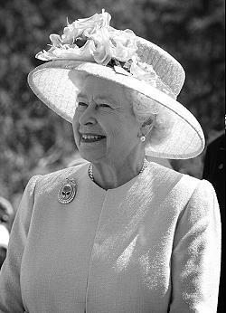 Königin Elizabeth II von Großbritannien