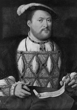 Henry VIII. Tudor