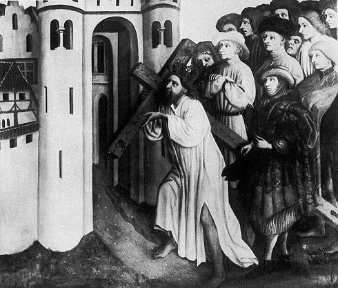 Die Rückführung des Kreuzes durch Kaiser Herakleios