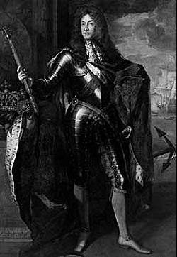 James VII und II, König von England und Schottland