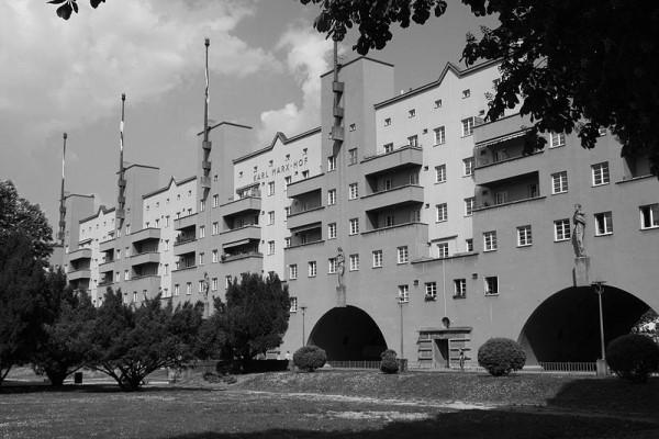 Der Karl-Marx-Hof in Wien