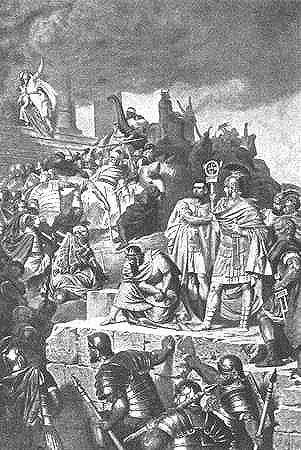 Die Zerstörung Karthagos - Karthago muss zerstört werden
