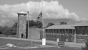 Robben Island: Das Gefängnis, in dem Nelson Mandela inhaftiert war