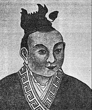 Song Bing, letzter Kaiser aus der Chinesischen Song Dynastie