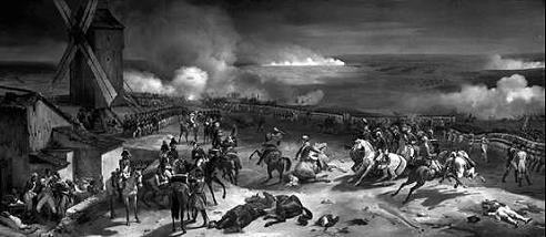 Schlacht von Valmy, Erster Koalitionskrieg