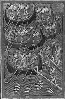 Seekrieger der Wikinger
